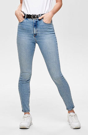 Only - MILA ANKLE SKINNY FIT JEANS - 59.99